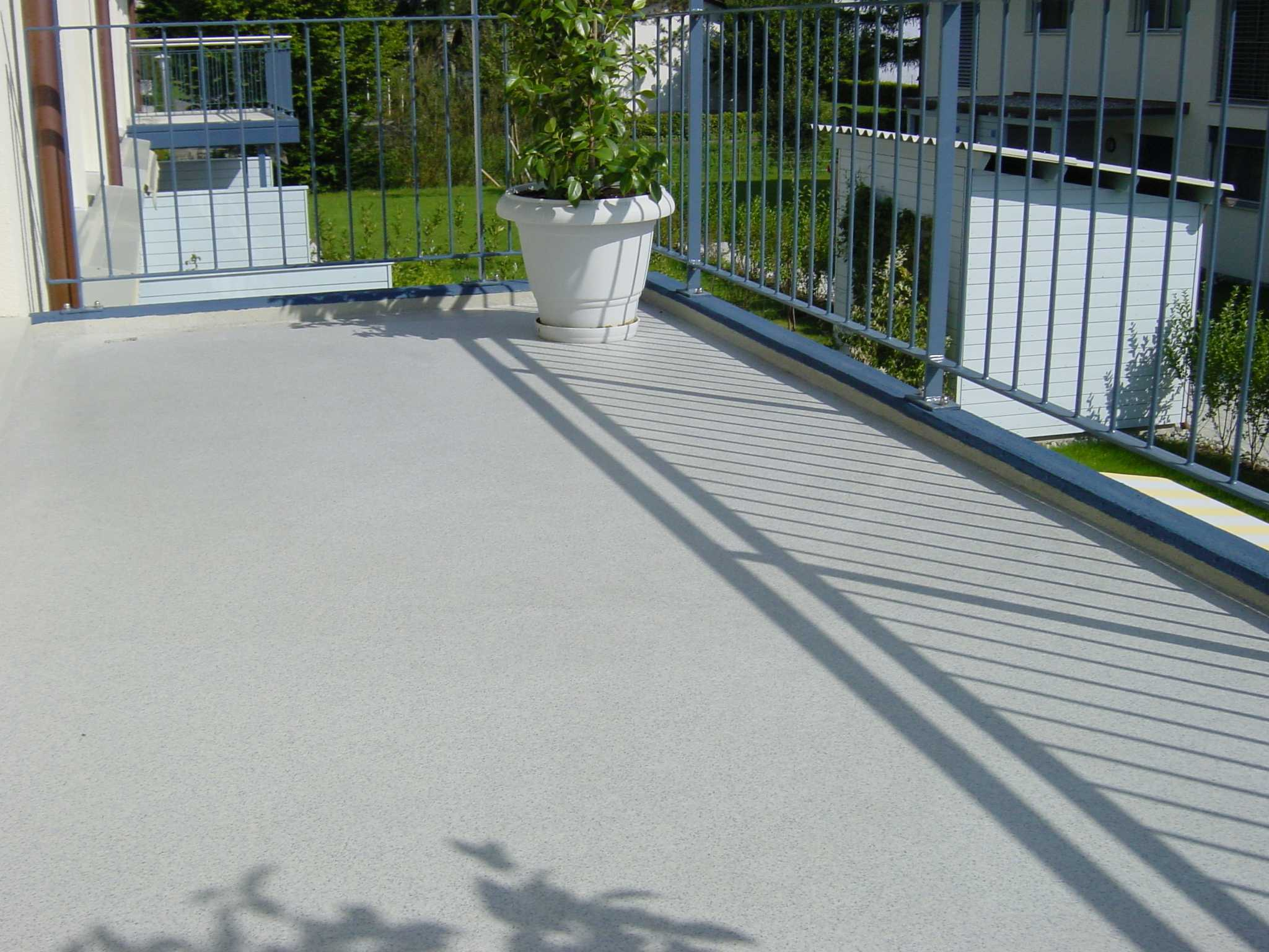 portfolio garagevloer system floors