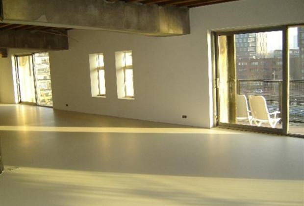 Portfolio polyurethaan gietvloer appartement system floors