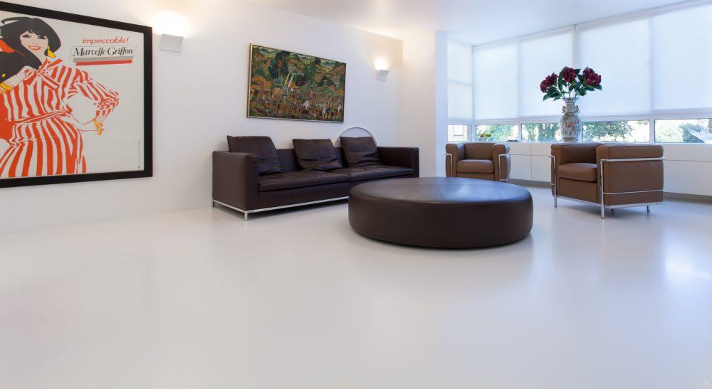Anhydriet gietvloer vloer prijs dekvloer system floors